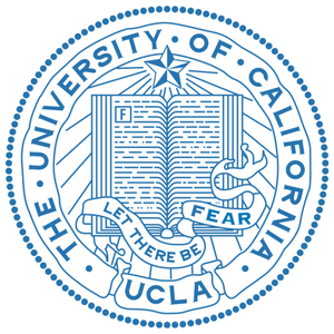 UCLA seal & motto:
