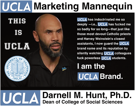 Darnell Hunt, UCLA Dean of College of Social Sciences