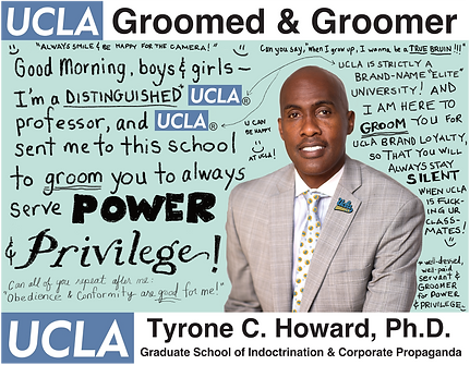 UCLA Graduate School of Education | Tyrone C. Howard, Ph.D.