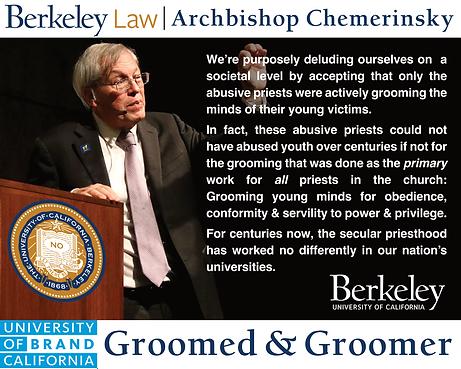 UC Berkeley Law; Dean Erwin Chemerinsky