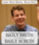 David Gray, UCLA Daily Bruin, News Editor