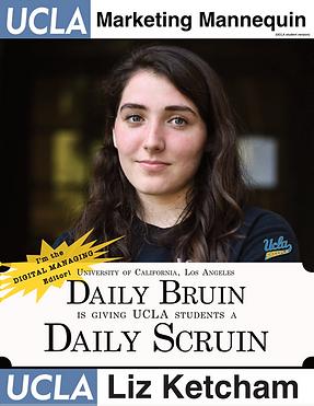Liz Ketcham, UCLA Daily Bruin