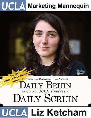 UCLA, Liz Ketcham | Daily Bruin