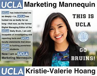 Kristie-Valerie Hoang | UCLA Daily Bruin, former Digital Managing Editor