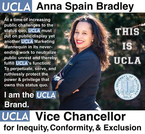 Anna Spain Bradley; UCLA