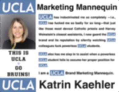 Katrin Kaehler UCLA