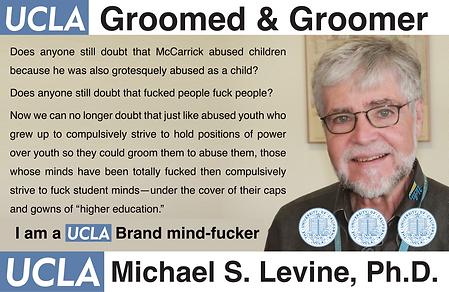 Michael Levine | UCLA