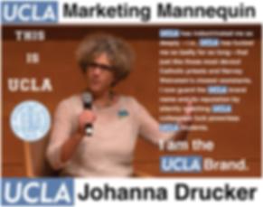 Johanna Drucker, UCLA