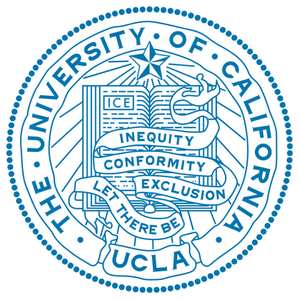 UCLA seal & motto: ICE