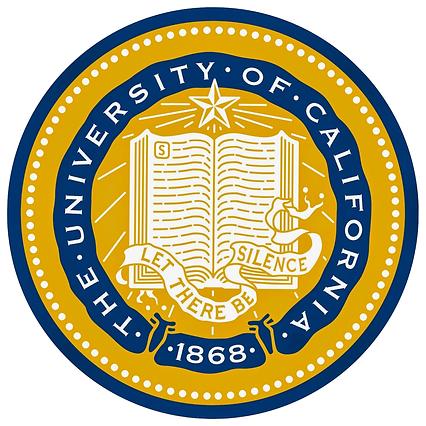 UC logo; silence