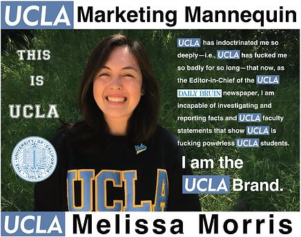 Melissa Morris, UCLA Daily Bruin