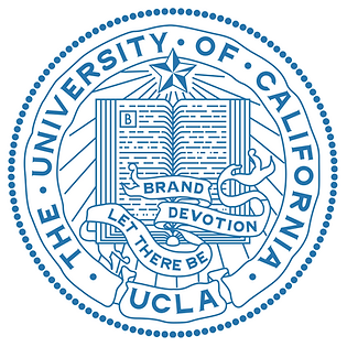 UCLA seal & motto: Let There Be Brand Devotion