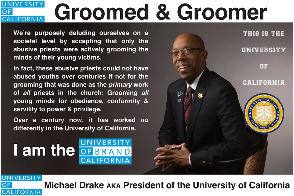 Michael Drake, UC President