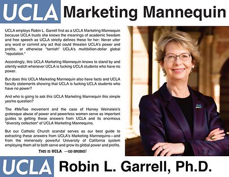 Robin L. Garrell, UCLA
