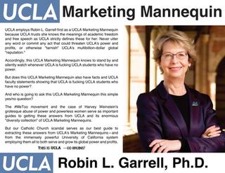 Robin L. Garrell, Ph.D. |  Dean of UCLA Graduate Division