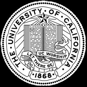 The University of California seal & motto