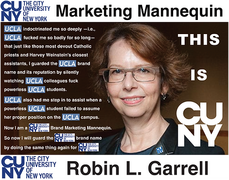 Robin L. Garrell, CUNY (City University, New York)