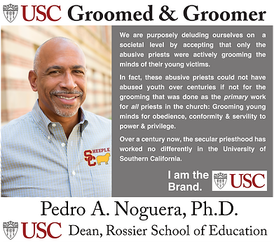 Pedro A. Noguera, Ph.D. | Dean, Rossier School of Education