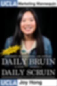 Joy Hong, UCLA Daily Bruin