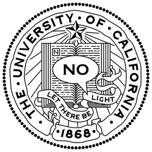 University of California seal & motto: