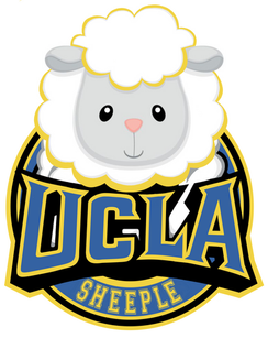 UCLA Bruin logo (Sheeple)