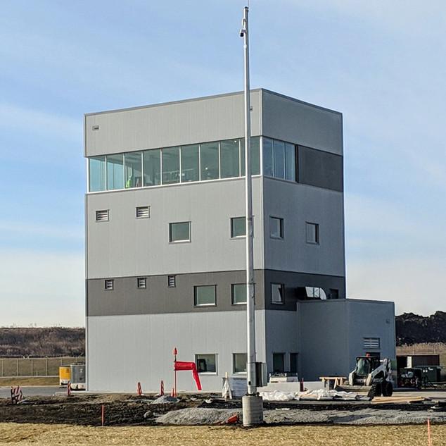 CDF Control Tower