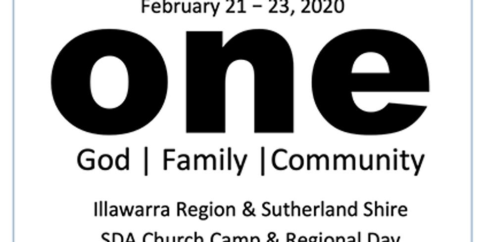2020 Church Camp