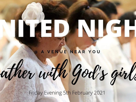 United Night (Women's Ministries)