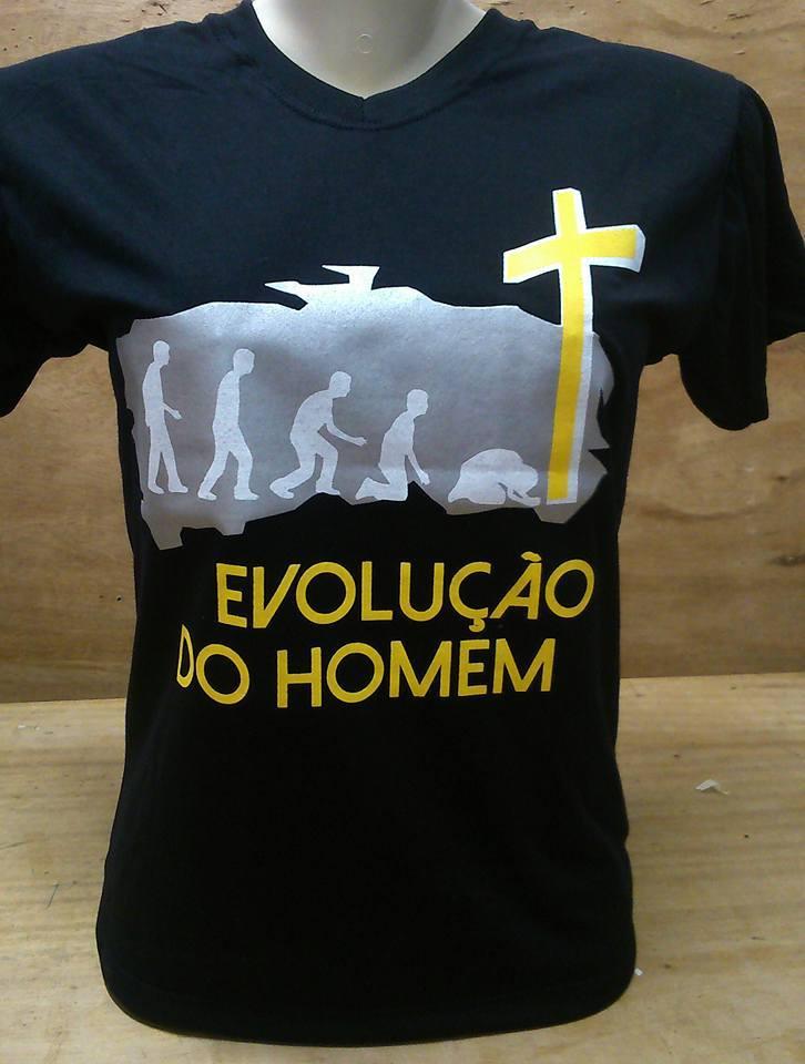 Camiseta de Religião