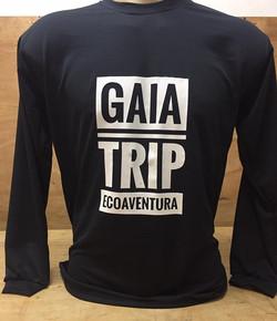 Camiseta Personalizada Manga longa