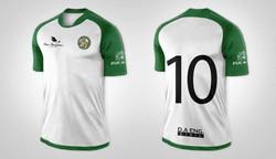 Camiseta de time de Futebol