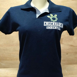 Camisa Polo Engenharia Ambiental