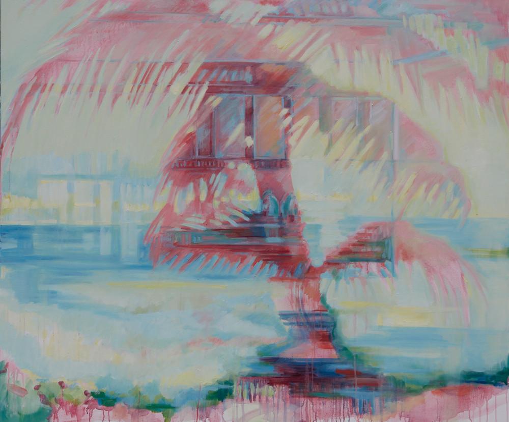 Pink Palm 100 x 120cm.jpg