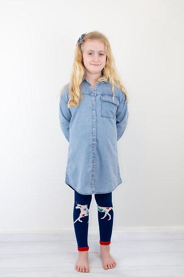 Junior Unicorn Leggings