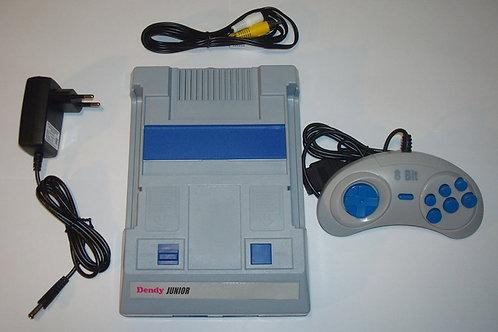 DENDY  Junior 2 + 195 встр. игры (1 дж формы Sega)