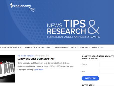 Radionomy nous a gâté !!