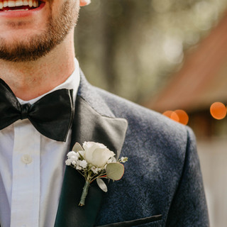 9- Groom Ivory Wedding