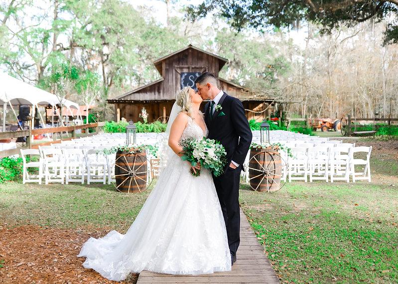 Tucker's Farmhouse- A Barn Wedding Venue