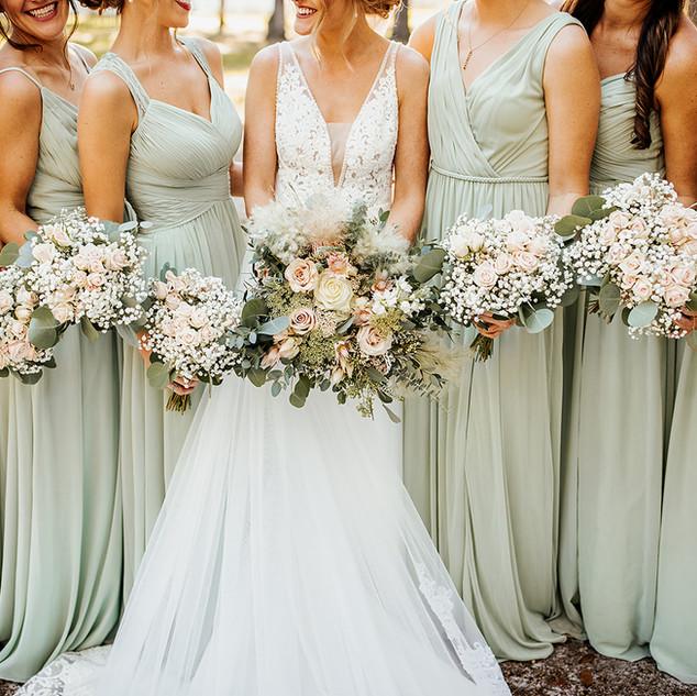 2- Ivory and Sage Wedding