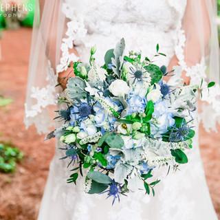 11- Blue Bouquet