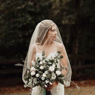 19- Ivory Wedding Bouquet
