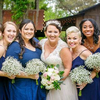 10- Navy and Blush Wedding