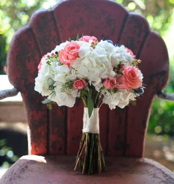 13- Hydrangea Bouquet