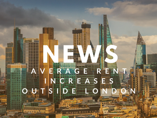 3.4% increase in rent outside London