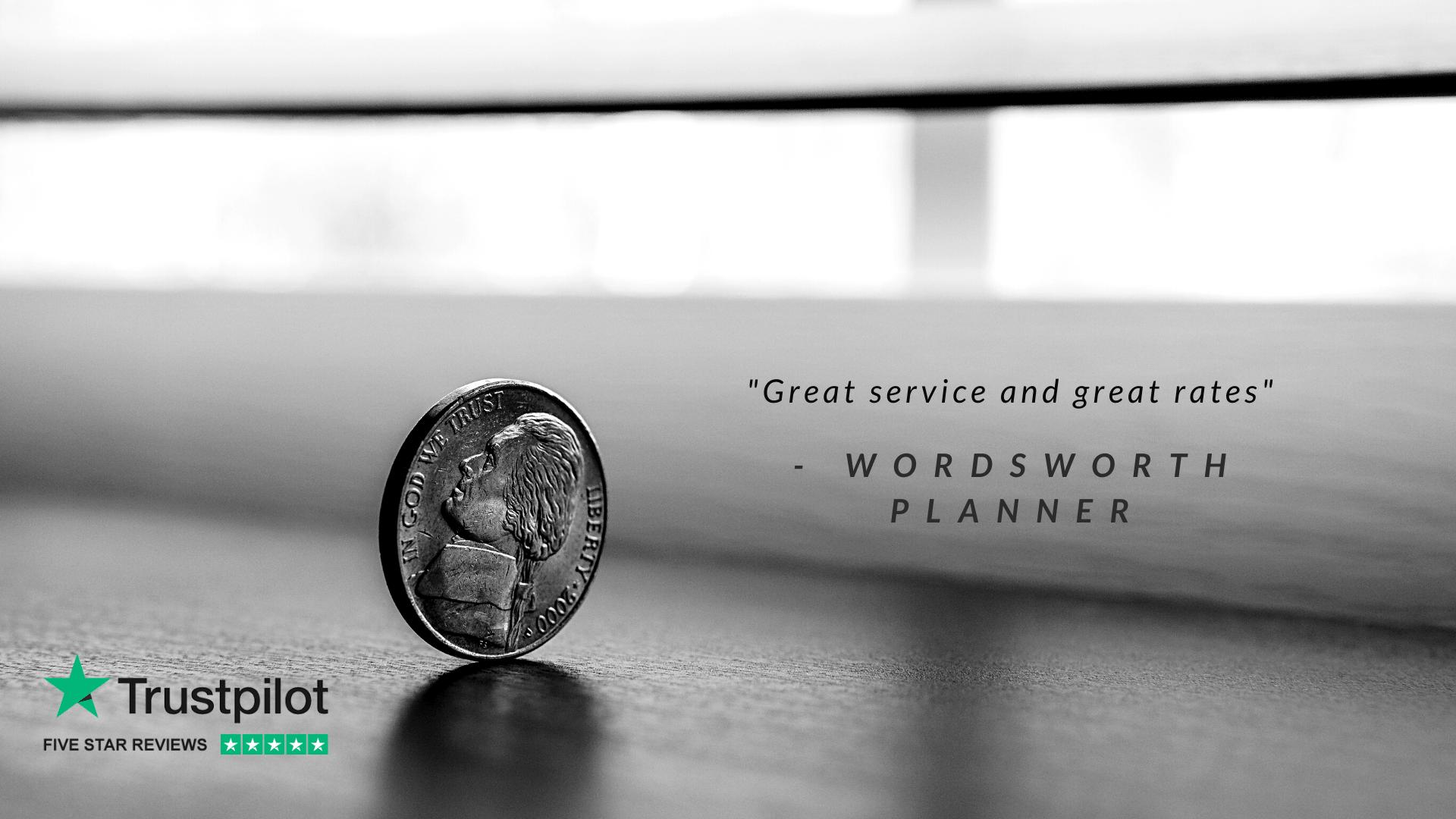 Wordsworth Planner
