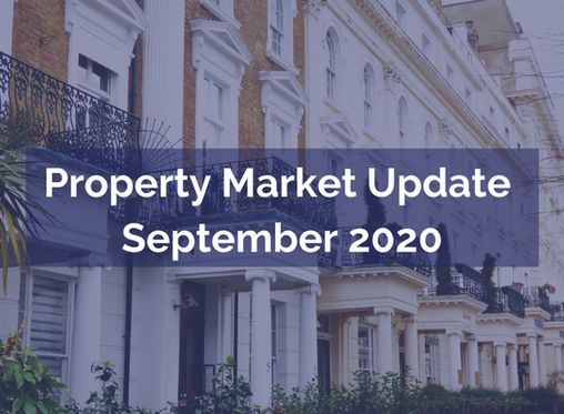 Property Market Update - September 2020