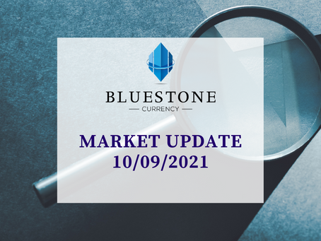 Weekly Market Update 10/09/21