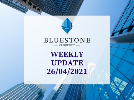 Weekly Market Update 26/04/21
