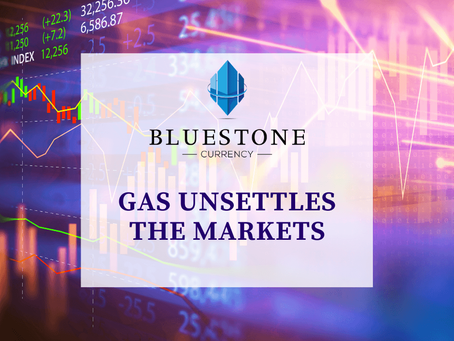 Gas Unsettles The Markets