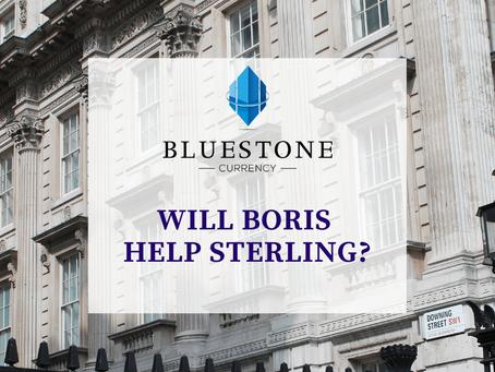 Will Boris help sterling?